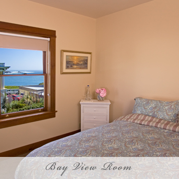 Trillium's Bay View Room, photo by Rita Crane
